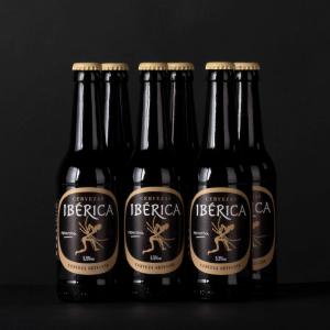 Packs y cajas mixtos de cerveza artesana Ibérica Primitiva